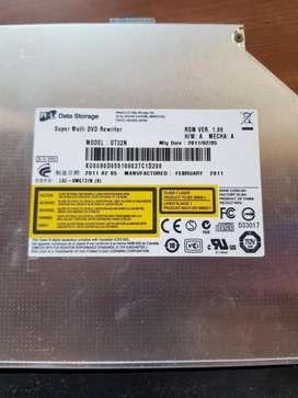 Grabadora de DVD Notebook SATA