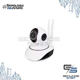 Camara Robotica Inalambrica Wifi 2 Antenas