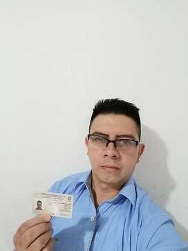 Busco empleo como conductor de servicios intermunicipales turismo o particulares