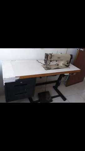 maquina industrial usada pfaff 563