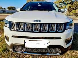 Vendo Jeep Compass Nafta Longitud Plus 2019