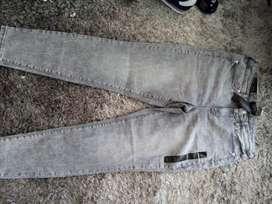Jeans de dama talla  6,8,10