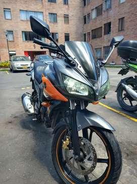 Yamaha fazzer 16