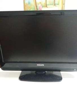 Tv monitor lcd 22 pulgadas philips full HD