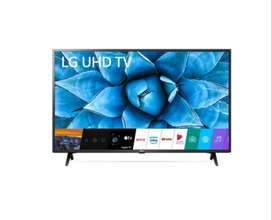 "Televisor LG 60"" LED UHD 4K THINQ 60UN73 Negro"