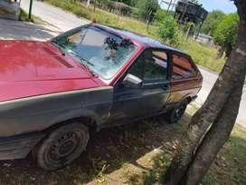 Motor echo a nuevo detalle de chapa y pintura por los años