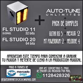 Programas de Edición y producción