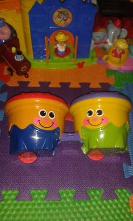 Congas Fisher Price