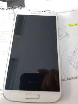 Vendo mi samsung s4 4G LTE COLOR BLANCO