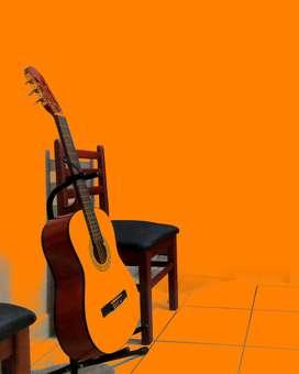 Clases de guitarra y teclado - fácil