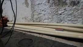 Vendo tubos de alcantarillado