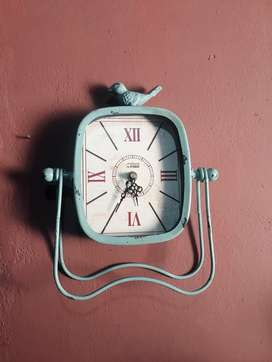 Reloj Rustico