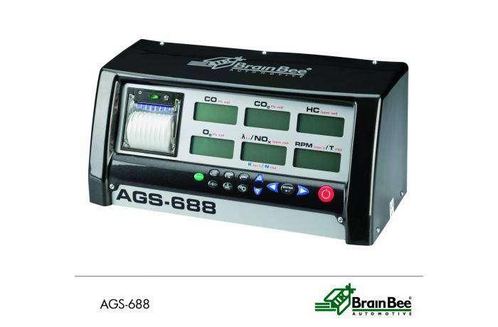 Prueba de analizador de gases a domicilio 0