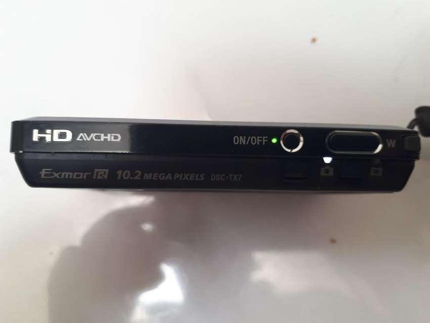 Camara Sony Hd 10.2 Mp Perfecto Estado 0
