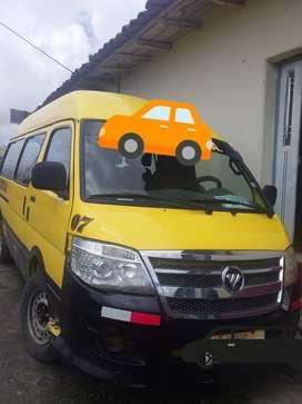 Oportunidad vendo furgoneta escolar