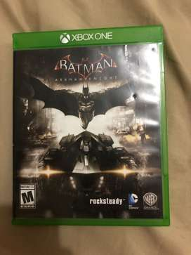 Vendo Batman Arkham Knight XBOX ONE