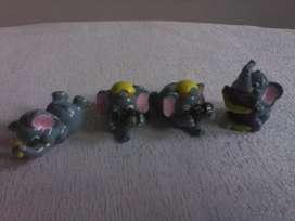Elefantitos colección Kinder cada uno 50