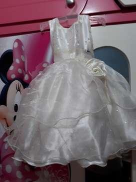 Vestido de Bebe Talla 1