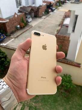 Iphone 7plus 32GB oro
