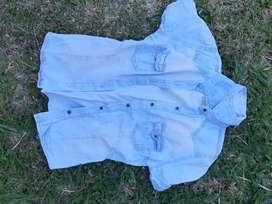 Camisita de jeans talle 1 perfecto estado!!