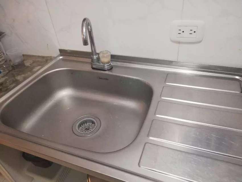 Lava plato y estufa Inoxidable 0