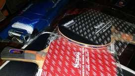 Raquetas tenis de mesa y accesorios