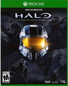 Halo The Master Chief Collection Xbox One, Físico
