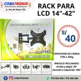 Rack para LCD 14'' - 42''