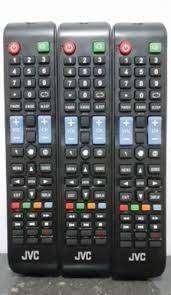 Control Remoto Para Tv Smart Jvc