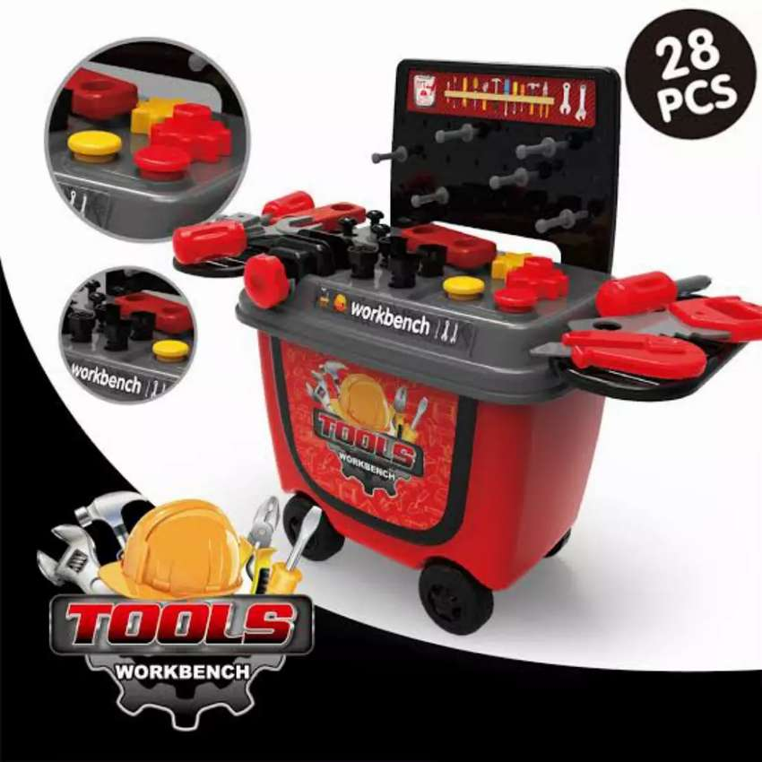 Tools Workbench 28 pcs 0