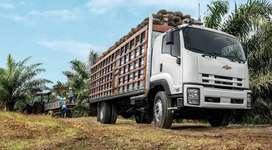 chasis para camión Chevrolet FVR LWB  Modelo 2021