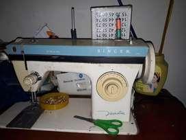 Venta de maquina de coser singer dinastía 3101