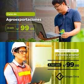 AGROEXPORTACIONES/DRAWBACK + COMERCIO EXTERIOR