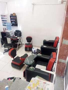Muebles de pelu
