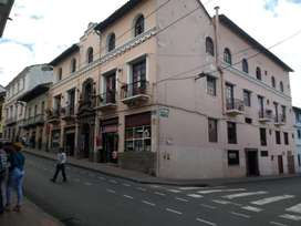 EN VENTA HOTEL HUASI CONTINENTAL CENTRO HISTORICO QUITO COLONIAL