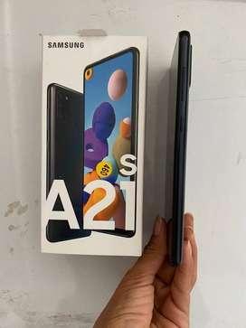 Vendo Samsung A 21 s con solo dos meses de uso