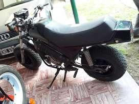 Moto arenera 200cc 2t