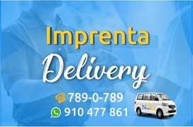 Imprenta delivery en Surco, Impresiones Neoart - Estamos en línea