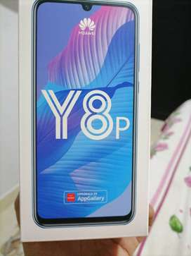 Vendo Huawei y8p