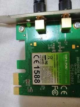 Tarjeta Pci Express Wireless