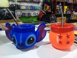 Mates stich, dragon ball, star wars y mucho mas