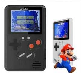 consola retro mini GAMEBOY 500 juegos ultra delgado envio gratis