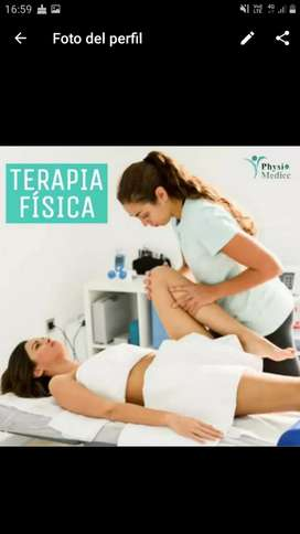 Terapia del dolor physiomedicc.