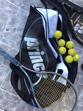 Equipo de tennis