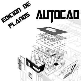 DISEÑO DE PLANOS AutoCAD