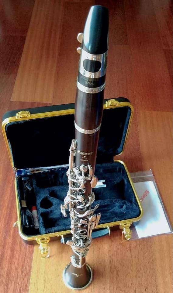Clarinete Selmer Madera CL201