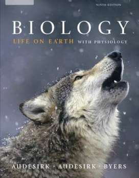 BIOLOGY life on earth with Phisiology 9na edicion (ingles)
