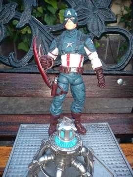 Figura C.america Original Marvel