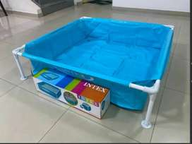 PISCINA INTEX 122 X 30 CM REFE 57173
