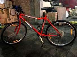Bicibleta mountain bike rodado 26